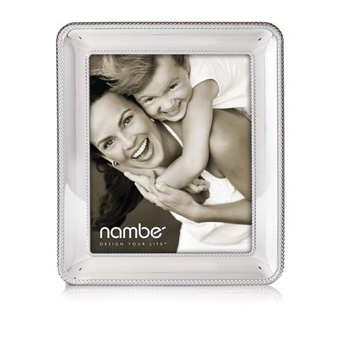 Nambé  Frames Braid Frame 8 x 10 $100.00