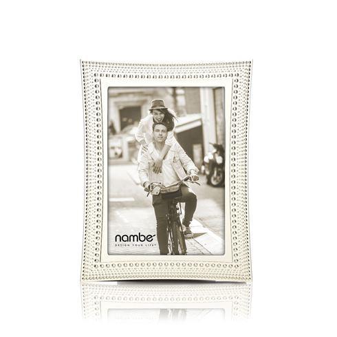 Nambé  Frames Beaded 5 x 7 $75.00