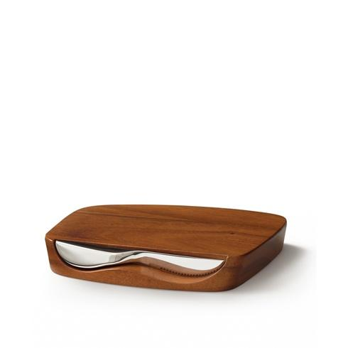 Nambe  Blend Bar Board With Knife $60.00