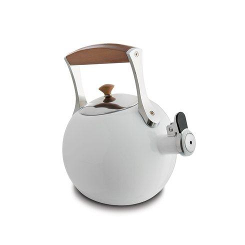 Nambe  Kitchenware Meridian Tea Kettle White $75.00
