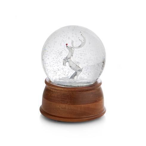 $60.00 Reindeer Snow Globe