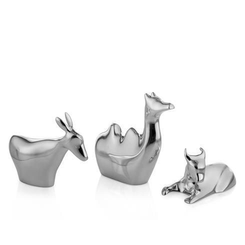 Mini Nativity Animals (Set of 3)