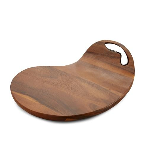 Nambé  SixtyFive Cheese Board With Knife $100.00