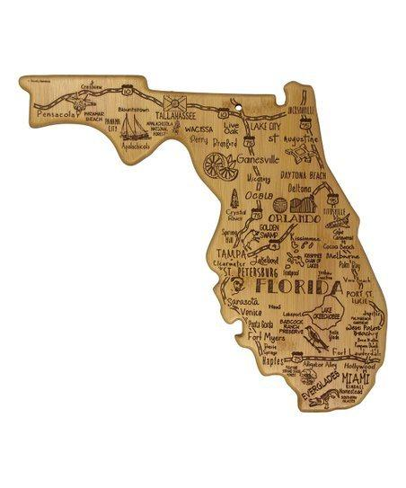 Florida Map Board collection with 1 products