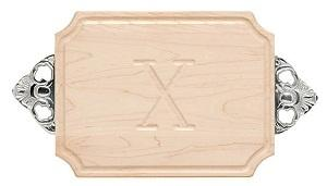 $144.00 Personalized Wood Cutting Board - 12x18