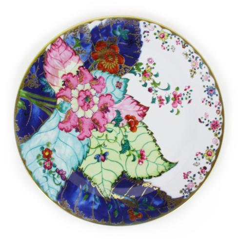 Occasions Exclusives   Tobacco Leaf Tin Plate $13.50