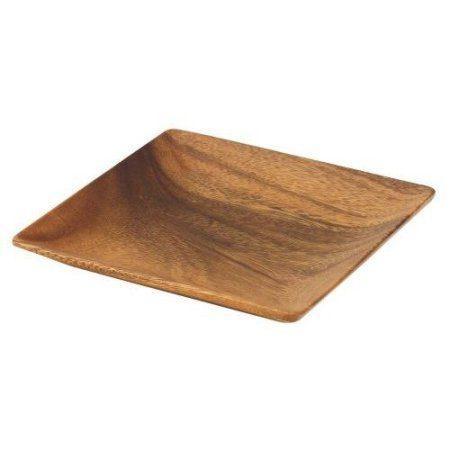 Pacific Merchants   Wood Plates $22.00