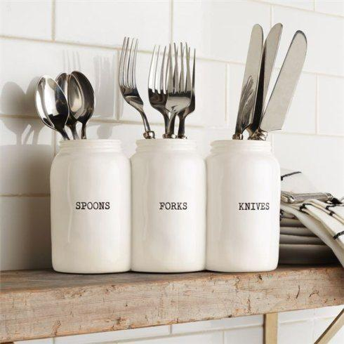 Ceramic Utensil Holder collection with 1 products