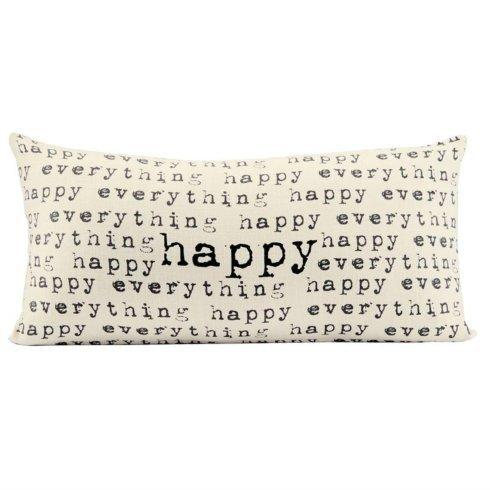$28.00 Happy Everything Pillow