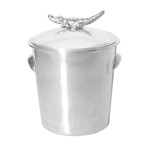 $164.00 Mariposa Gator Ice Bucket