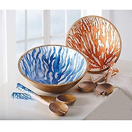 Orange Coral Bowl  collection with 1 products
