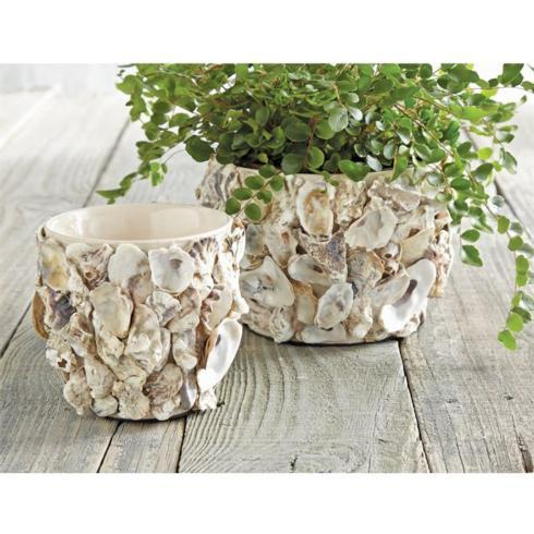 Mud Pie   Oyster Pot - Large $36.00
