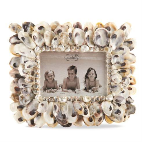 Mud Pie   Oyster Frame $30.00