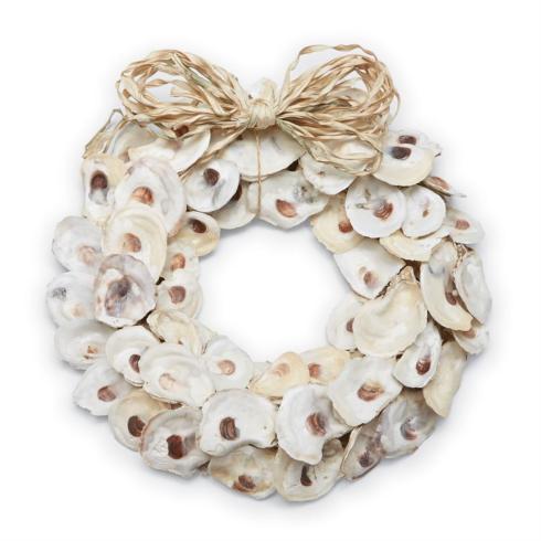 $45.00 Oyster Wreath