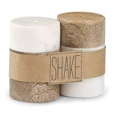 $20.00 Shake Salt & Pepper Set