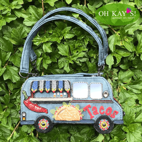 Taco Truck Handbag collection with 1 products