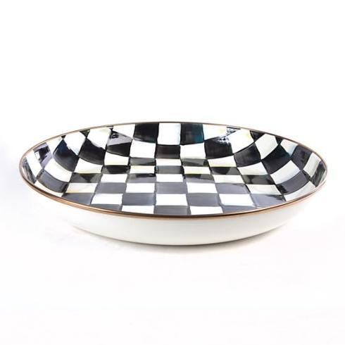 Oh Kay\'s Exclusives   MacKenzie-Childs Courtly Check Abundant Bowl $78.00