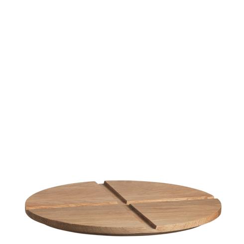 $24.95 Serving Board/Lid (oak, medium)