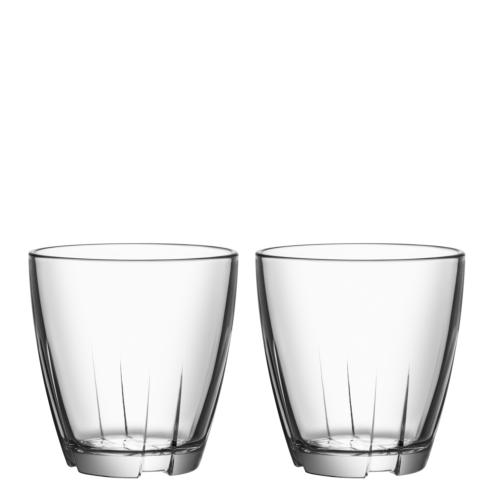 $14.95 Tumbler (clear, small, pair)