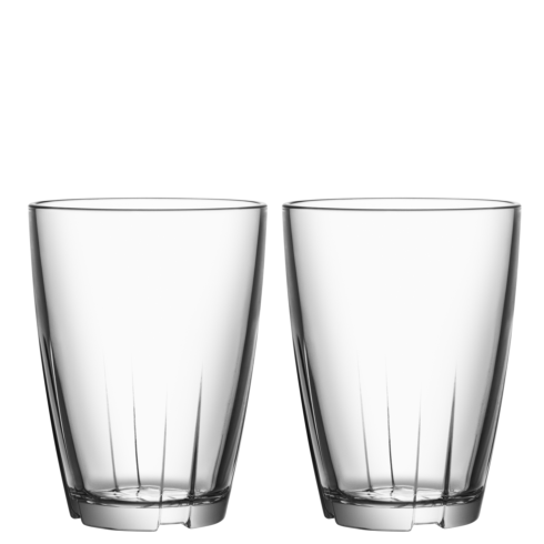 $19.95 Tumbler (clear, large, pair)