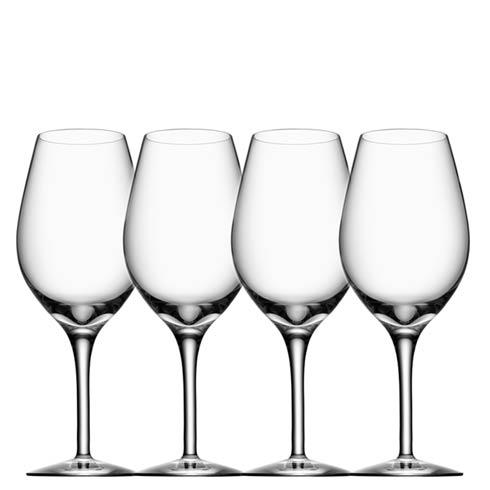 Orrefors  More Wine (set of 4) $50.00