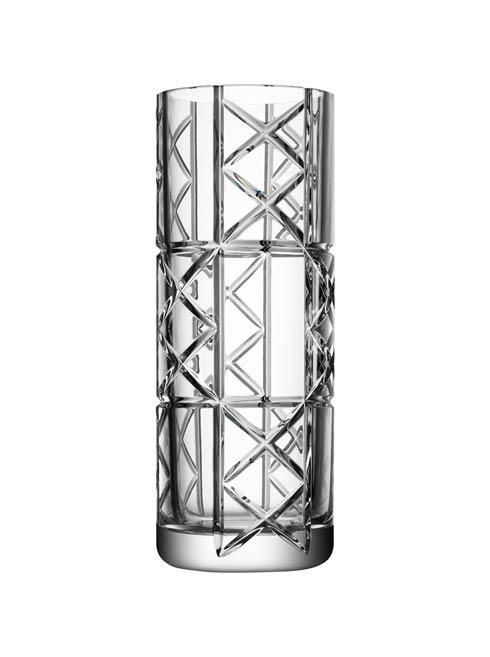 Orrefors  Explicit Vase - Checks, Large $285.00
