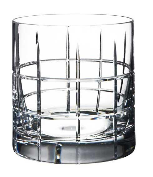 Orrefors  Street Double Old Fashioned 2-p $90.00