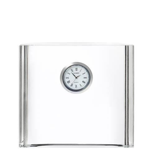 $100.00 Square Desk Clock