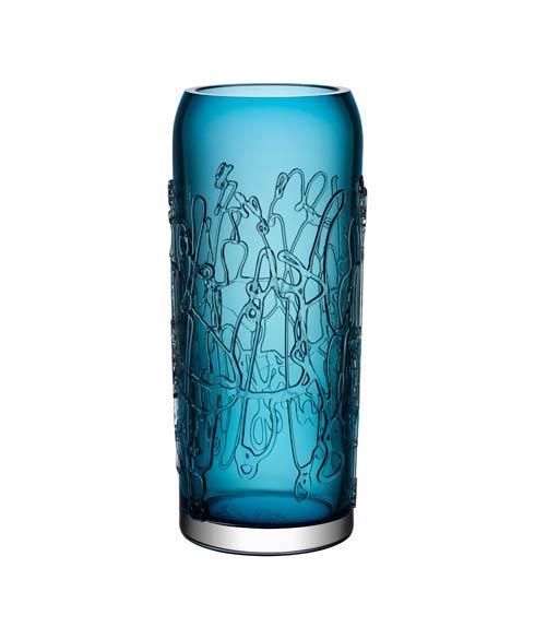 $595.00 Vase (blue, large)