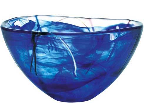 $100.00 Bowl, Blue