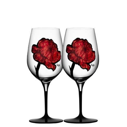 $110.00 Wine Glass (pair)