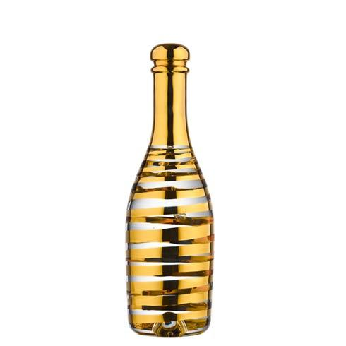 $125.00 Champagne Bottle (gold)