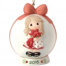 $36.00 Wishing You A Beautiful Christmas Ornament