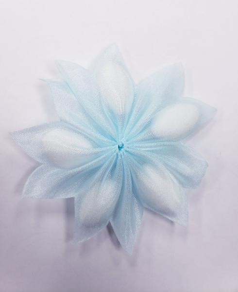 Cometa Blue Confetti Flower