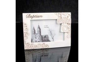 Baptism Frame 4x6 collection with 1 products