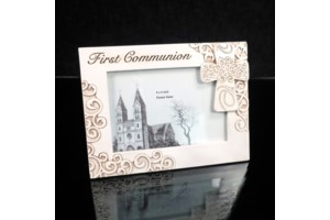 First Communion Frame 4x6 collection with 1 products