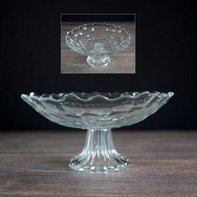Pedestal Glass collection with 1 products