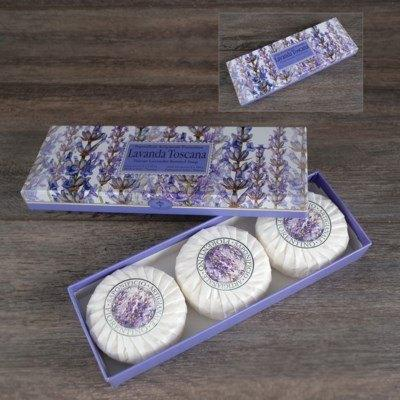 Lavender Soap Set of 3 collection with 1 products