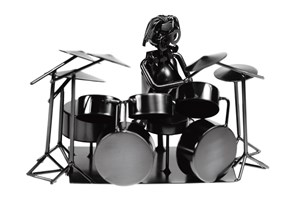 Verdici Drummer Metal collection with 1 products