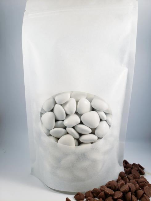 $11.99 Amorini Chocolate Hearts - White