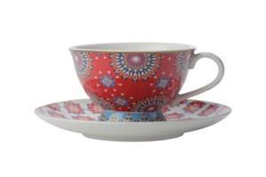 Tea Cup & Saucer Set collection with 1 products
