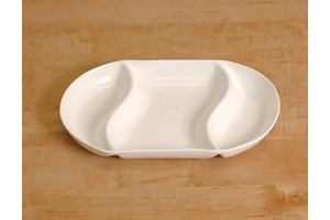 Verdici Oval Sectional Dish collection with 1 products
