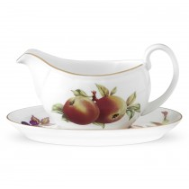 Evesham Sauce Boat and Stand 14oz. collection with 1 products