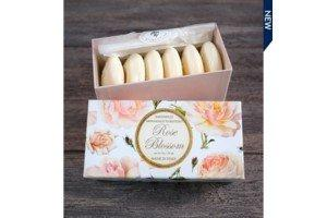 Rose Blossom 4 Soap Set collection with 1 products