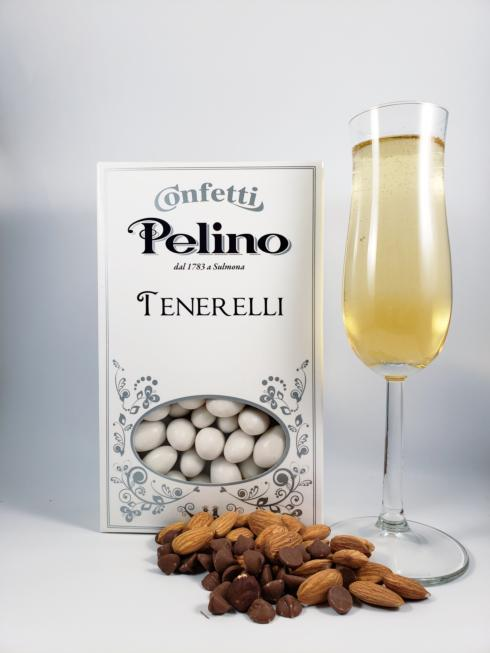 Tenerelli Milk Chocolate Champagne 500g collection with 1 products