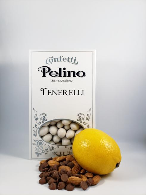 Tenerelli Milk Chocolate Lemon 500g collection with 1 products