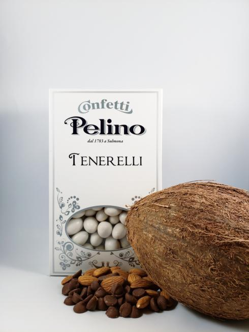 Tenerelli Milk Chocolate Coconut 500g collection with 1 products