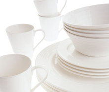 $179.95 Cirque 16 pc Dinner Set