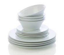 $159.95 Cirque 12 pc Dinner Set