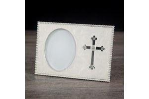 Frame Pearl with Cross collection with 1 products